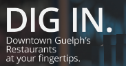 Dig In - Downtown Guelph Restaurants