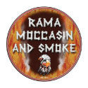 Rama Moccasin and Smoke