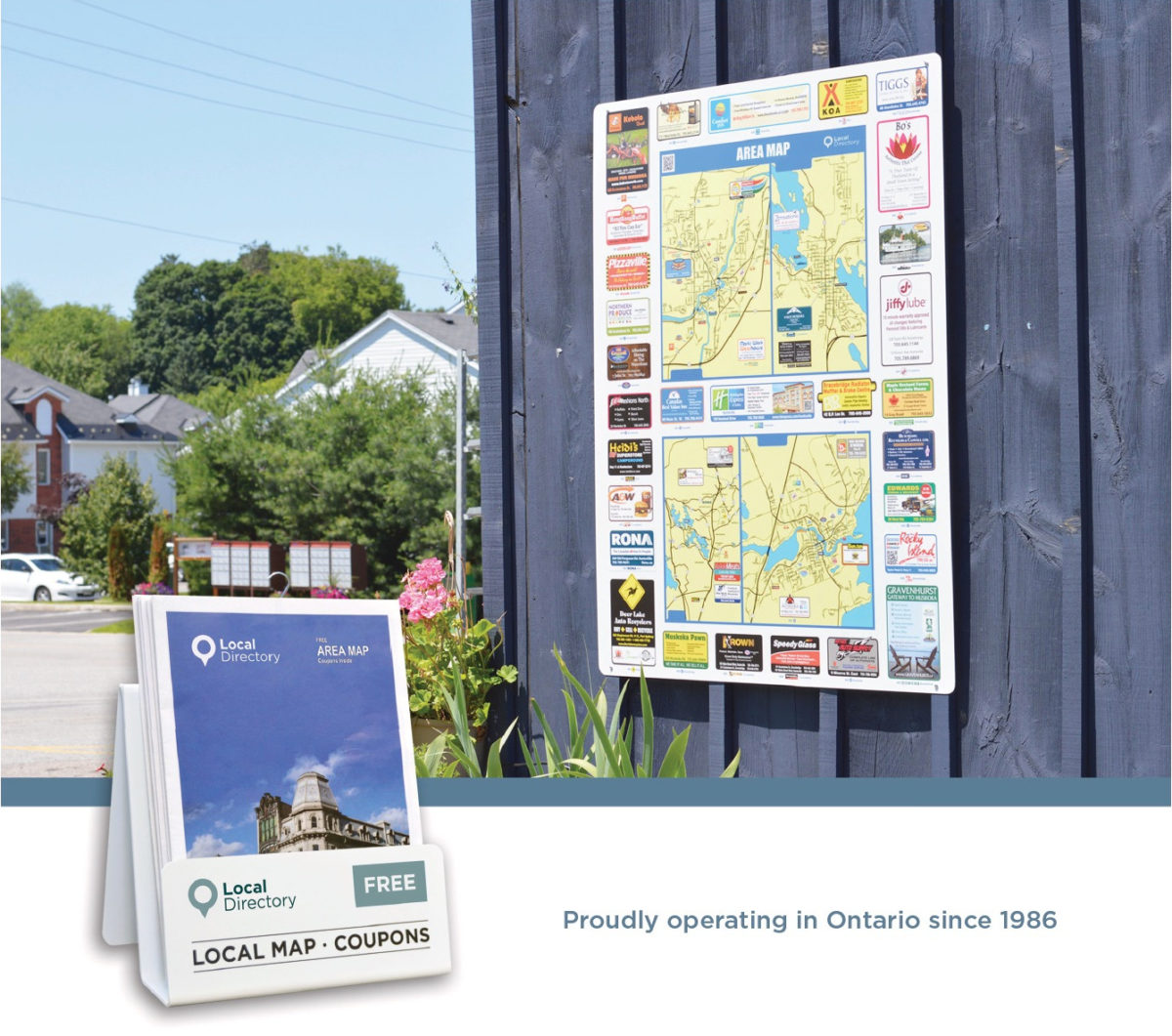 Local Directory - Proudly operating in Ontario since 1986